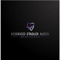 RODRIGO STADLER ALESSI ODONTOLOGIA, Logo, Saúde & Nutrição