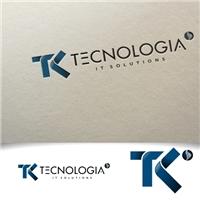 TK TECNOLOGIA, Logo, Segurança & Vigilância
