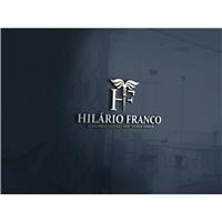 Escritório Professor Hilário Franco, Logo e Cartao de Visita, Contabilidade & Finanças