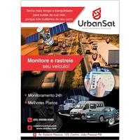 UrbanSat - Monitoramento Veicular, Kit Mega Festa, Segurança & Vigilância