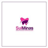 SulMinas Odontologia Especializada, Logo, Saúde & Nutrição