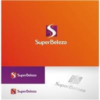 Super Beleza, Logo e Cartao de Visita, Beleza