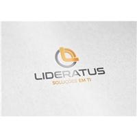 Lideratus, Logo e Cartao de Visita, Computador & Internet
