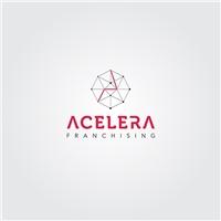 Acelera Franchising, Logo e Cartao de Visita, Associações, ONGs ou Comunidades