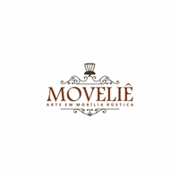 Moveliê - Arte em Mobília Rústica, Logo, Decoração & Mobília
