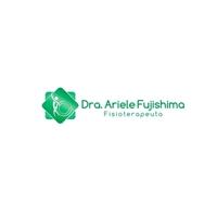 DRA. ARIELE FUJISHIMA - Fisioterapeuta - Pilates e RPG, Logo, Saúde & Nutrição