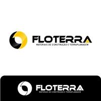 Floterra Materiais de Construção e Terraplanagem, Logo, Construção & Engenharia