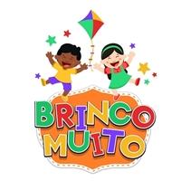 Brinco Muito, Layout Web-Design, Crianças & Infantil