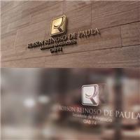ROBSON REINOSO DE PAULA SOCIEDADE DE ADVOCACIA, Logo, Advocacia e Direito