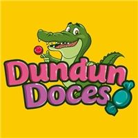 Dundun Doces, Logo e Cartao de Visita, Alimentos & Bebidas