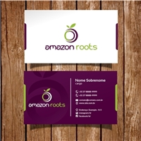 Amazon Roots, Papelaria (6 itens), Alimentos & Bebidas