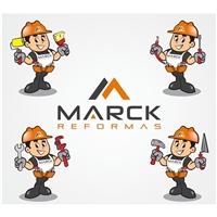 MARCK Reformas, Logo, Construção & Engenharia