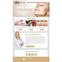 Dra Ana Paula Carocha, Logo em 3D, Saúde & Nutrição