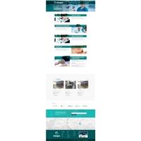 Integra Medicina Diagnóstica, Logo em 3D, Saúde & Nutrição