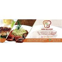 N&N FOOD DELIVERY, Manual da Marca, Alimentos & Bebidas