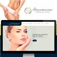Dr. Matheus Brun Costa, Logo em 3D, Saúde & Nutrição