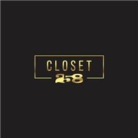 Closet 258, Logo e Cartao de Visita, Roupas, Jóias & acessórios