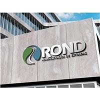 ROND ADM DE ESTRADAS , Logo e Cartao de Visita, Logística, Entrega & Armazenamento