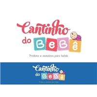 CANTINHO DO BEBÊ, Logo e Cartao de Visita, Crianças & Infantil