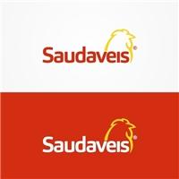 Saudaveis, Logo e Cartao de Visita, Alimentos & Bebidas