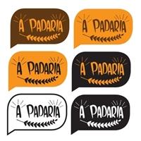 A PADARIA, Logo e Cartao de Visita, Alimentos & Bebidas