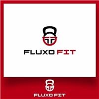 Fluxo Fit, Logo e Cartao de Visita, Roupas, Jóias & acessórios