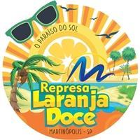 REPRESA LARANJA DOCE DE MARTINÓPOLIS, Logo e Cartao de Visita, Viagens & Lazer