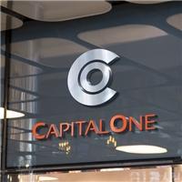 Capital One, Logo e Cartao de Visita, Contabilidade & Finanças