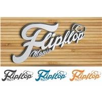 Flip Flop Mania - FFMania, Logo e Cartao de Visita, Outros