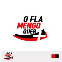 o flamengo quer +, Logo, Associações, ONGs ou Comunidades