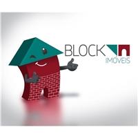 Block Imóveis, Folheto ou Cartaz (sem dobra), Imóveis