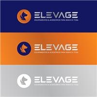 Elevage, Logo e Cartao de Visita, Animais