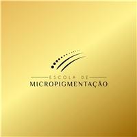 Escola de Micropigmentação, Logo e Cartao de Visita, Beleza