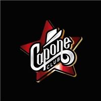 Capone Club, Logo e Cartao de Visita, Artes, Música & Entretenimento
