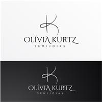 Olívia Kurtz Semijoias, Logo, Roupas, Jóias & acessórios