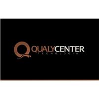 QUALYCENTER (nome fantasia que quero divulgar), Logo, Computador & Internet