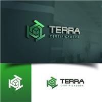 TERRA CERTIFICADORA SERV. COM. E ATENDIMENTO DE RECEPÇÃO DE DOCUMENTOS, Logo e Cartao de Visita, Contabilidade & Finanças