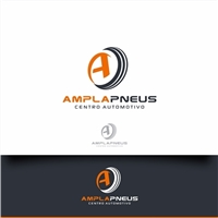 Ampla Pneus, Layout Web-Design, Automotivo
