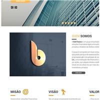 Bold Finance, Cartão de visita, Contabilidade & Finanças