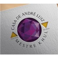 Casa de Andre Luiz   /    Mestre Khul, Logo e Cartao de Visita, Religião & Espiritualidade