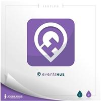 Events Hub, Logo, Marketing & Comunicação