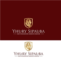 YHURY SIPAUBA ADVOGADOS ASSOCIADOS, Logo e Cartao de Visita, Advocacia e Direito