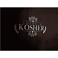 EMPÓRIO KOSHER, Logo e Cartao de Visita, Alimentos & Bebidas