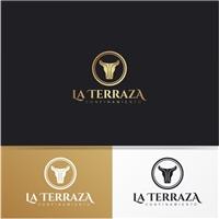 La Terraza Confinamiento, Logo e Cartao de Visita, Animais