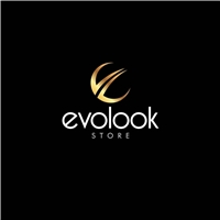 Evolook Store, Logo, Roupas, Jóias & acessórios