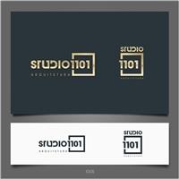 Studio 1101, Logo, Arquitetura