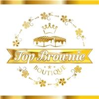 Top Brownie Boutique, Papelaria (6 itens), Alimentos & Bebidas