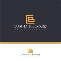 CUNHA & BORGES Advogado Associados, Logo, Advocacia e Direito