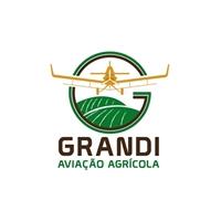 Grandi Aviação Agricola LTDA, Logo e Cartao de Visita, Ambiental & Natureza