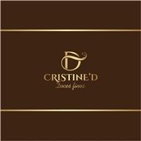 Cristine'D Doces Finos, Logo, Alimentos & Bebidas